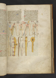 Illustrations Of Anal Fistula And Its Surgical Treatment, In John of Arderne's 'Treatise On Fistula'